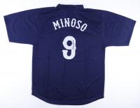 Minnie Minoso Signed Jersey (JSA COA) at PristineAuction.com