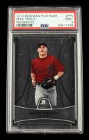 Mike Trout 2010 Bowman Platinum Prospects #PP5 (PSA 9) at PristineAuction.com