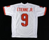 Travis Etienne Jr. Signed Jersey (JSA COA) at PristineAuction.com