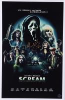 "Matthew Lillard Signed ""Scream"" 11x17 Photo Inscribed ""Stu"" (Legends COA) at PristineAuction.com"