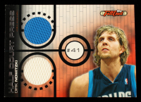 Dirk Nowitzki 2006-07 Topps Full Court Half Court Press Relics Duals #HCP2 #50/99 at PristineAuction.com