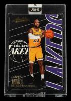 LeBron James 2018-19 Absolute Memorabilia #23 at PristineAuction.com