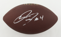 Jake Fromm Signed NFL Football (Beckett Hologram) at PristineAuction.com
