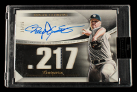 Roger Clemens 2021 Topps Luminaries Masters of the Mound Autograph Relics #MOMARRC #15/15 at PristineAuction.com