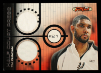 Tim Duncan 2006-07 Topps Full Court Half Court Press Relics Duals #HCP14 #76/99 at PristineAuction.com