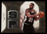 Tim Duncan 2007-08 SP Rookie Threads SP Threads #SPTD at PristineAuction.com
