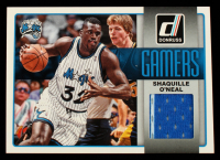 Shaquille O'Neal 2014-15 Donruss Gamers Jerseys #7 at PristineAuction.com