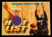 Shaquille O'Neal 2004-05 Hoops Hot List Jerseys #SO at PristineAuction.com
