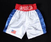"Micky ""Irish"" Ward Signed Boxing Trunks (JSA COA) at PristineAuction.com"