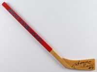 Bobby Hull Signed Mini Hockey Stick (JSA Hologram) at PristineAuction.com
