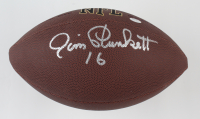 Jim Plunkett Signed NFL Football (Schwartz Sports COA) at PristineAuction.com