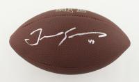 Tremaine Edmunds Signed NFL Football (Beckett Hologram) at PristineAuction.com