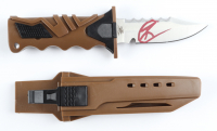 Robert O'Neill Signed Navy SEAL Diver Knife (PSA COA) at PristineAuction.com