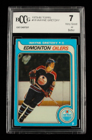 Wayne Gretzky 1979-80 Topps #18 RC (BCCG 7) at PristineAuction.com