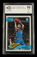 Luka Doncic 2018-19 Panini Chronicles #645 Classics (BCCG 10) at PristineAuction.com