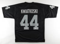 Nick Kwiatkoski Signed Jersey (JSA COA) at PristineAuction.com