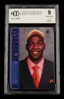 Kevin Durant 2007-08 SP Rookie Edition #106 96-97 (BCCG 9) at PristineAuction.com