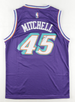 Donovan Mitchell Signed Jersey (JSA COA) at PristineAuction.com