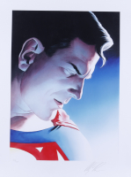"""Alex Ross Signed LE """"Peace on Earth"""" 18x24 Lithograph (Ross COA) at PristineAuction.com"""