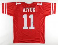 Brandon Aiyuk Signed Jersey (Beckett COA) at PristineAuction.com