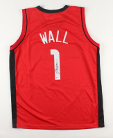 John Wall Signed Jersey (Beckett Hologram) at PristineAuction.com