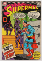 """1966 """"Superman"""" Issue #191 D.C. Comic Book at PristineAuction.com"""