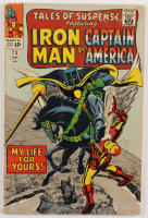 """1966 """"Tales of Suspense"""" Issue #73 Marvel Comic Book at PristineAuction.com"""