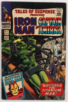 """1966 """"Tales of Suspense"""" Issue #81 Marvel Comic Book at PristineAuction.com"""