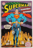 """1967 """"Superman"""" Issue #201 D.C. Comic Book at PristineAuction.com"""