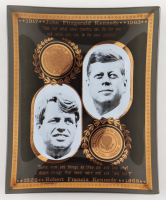 President Kennedy & Robert F. Kennedy Ceramic Dish with Original Packaging at PristineAuction.com