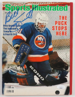 """Billy Smith Signed """"Sports Illustrated"""" Magazine (JSA COA) at PristineAuction.com"""