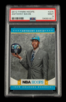 Anthony Davis 2012-13 Hoops #275 RC (PSA 9) at PristineAuction.com