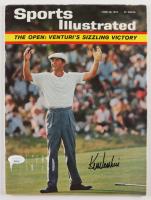 """Ken Venturi Signed """"Sports Illustrated"""" Magazine (JSA Hologram) at PristineAuction.com"""