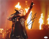 Vince Neil Signed 11x14 Photo (JSA COA) at PristineAuction.com