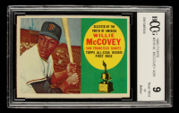 Willie McCovey 1960 Topps #316 RC (BCCG 9) at PristineAuction.com