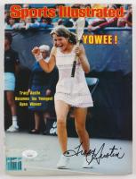 "Tracy Austin Signed ""Sports Illustrated"" Magazine (JSA COA) at PristineAuction.com"