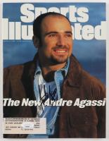 "Andre Agassi Signed ""Sports Illustrated"" Magazine (JSA COA) at PristineAuction.com"