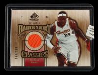 LeBron James 2007-08 SP Game Used Hardcourt Classics #HCLA #40/199 at PristineAuction.com