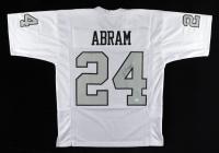 Jonathan Abram Signed Jersey (JSA COA) at PristineAuction.com