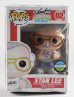 Stan Lee - Convention Exclusive - #02 Funko Pop! Vinyl Figure at PristineAuction.com