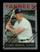 Mickey Mantle 1996 Topps Mantle Finest #14 1964 Topps at PristineAuction.com