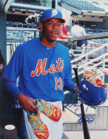 Dominic Smith Signed Mets 11x14 Photo (JSA COA) at PristineAuction.com