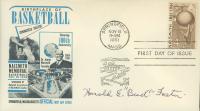 "Harold E. ""Bud"" Foster Signed 1961 FDC Envelope (JSA COA) at PristineAuction.com"