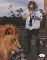 "Mick Foley Signed ""Mankind"" 8x10 Photo (JSA COA) at PristineAuction.com"