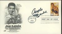 "Angelo Dundee Signed ""Joe Louis"" 1993 FDC Envelope (JSA COA) at PristineAuction.com"