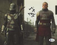 "Michael Biehn Signed ""The Mandalorian"" 8x10 Photo (Beckett COA) at PristineAuction.com"