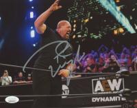 "Paul ""Big Show"" Wight Signed AEW 8x10 Photo (JSA COA) at PristineAuction.com"
