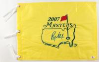 Raymond Floyd Signed 2007 Masters Flag (Beckett COA) at PristineAuction.com