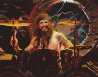 Tommy Clufetos Signed 8x10 Photo (ACOA COA) at PristineAuction.com