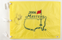 Sandy Lyle Signed 2006 Masters Flag (Beckett COA) at PristineAuction.com